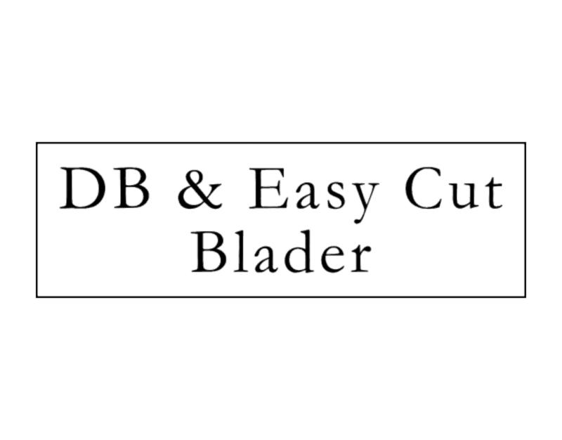 DB und Easy Cut Blader