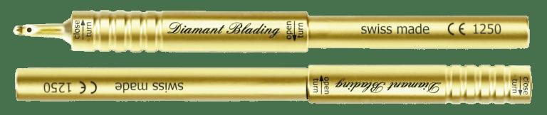 Diamant Blader kompakt
